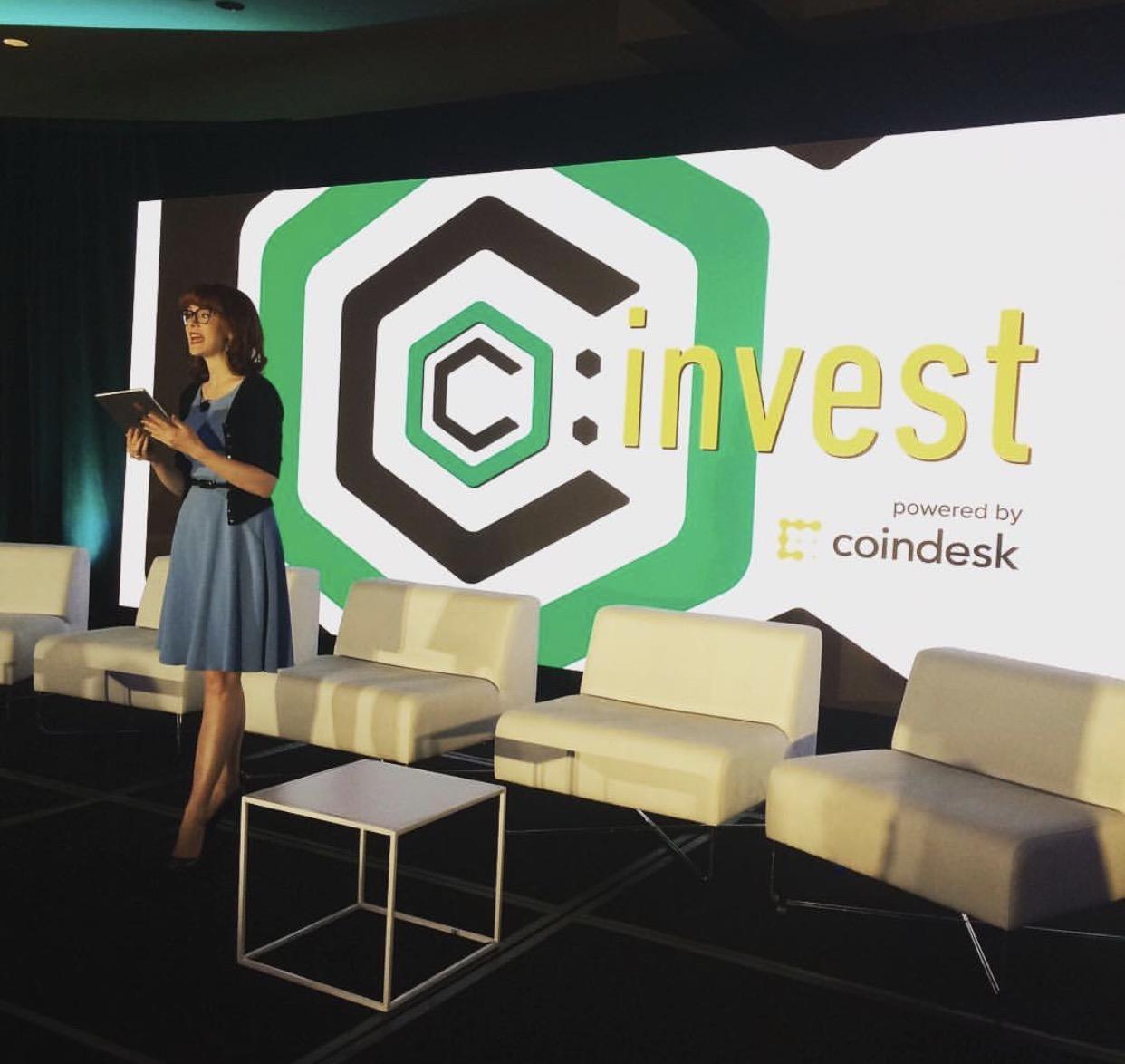 Bitcoin Girl appearing in TV series 'Hardfork'