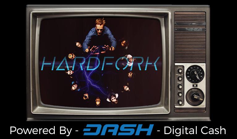 Hardfork TV Series Logo