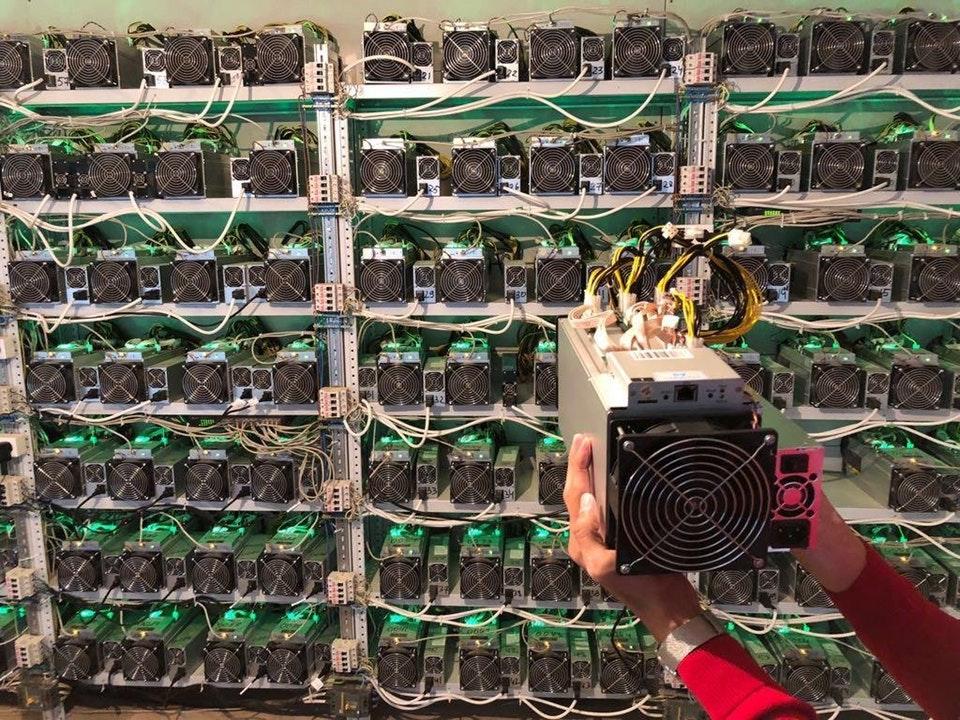 Kazakhstan Bitcoin