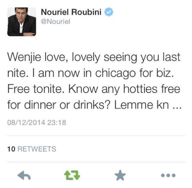 Nouriel Roubini Bitcoin