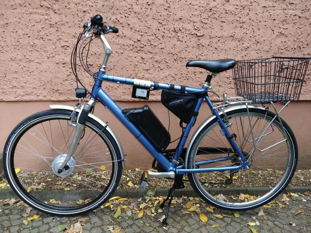 Bitcoin Bike