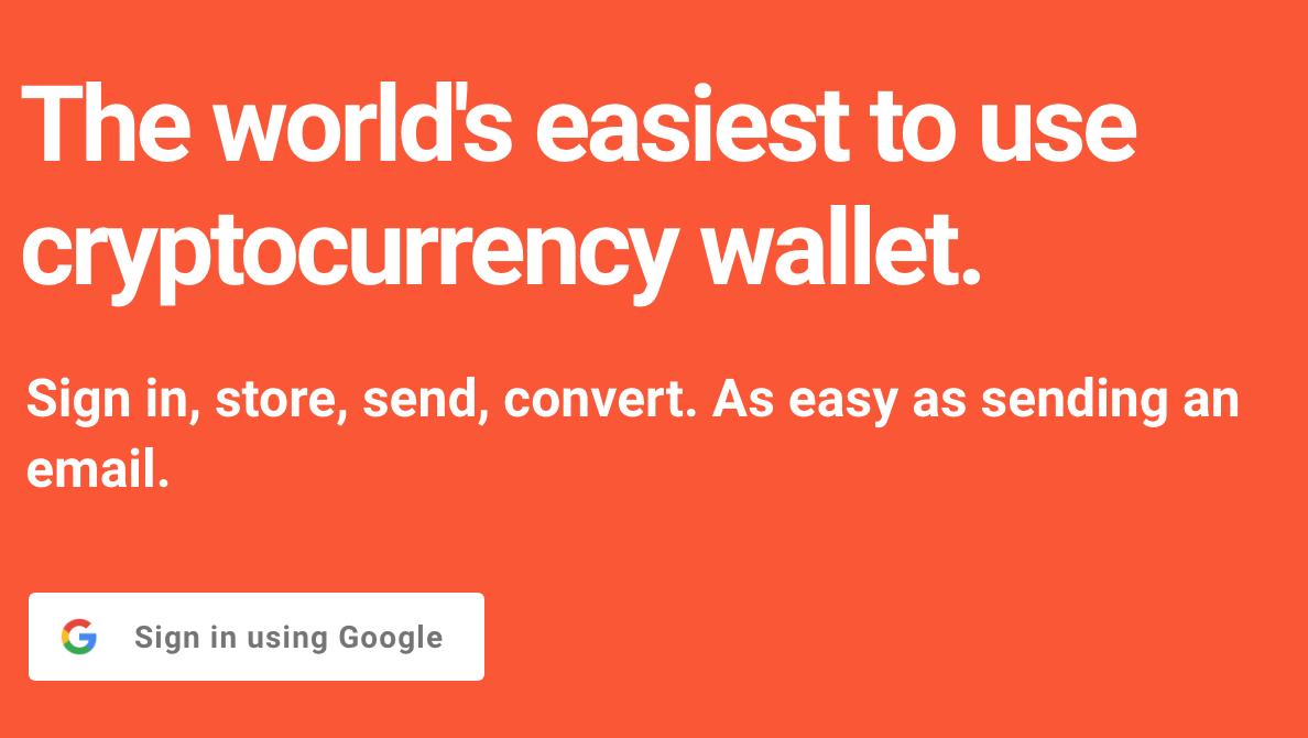Google crypto