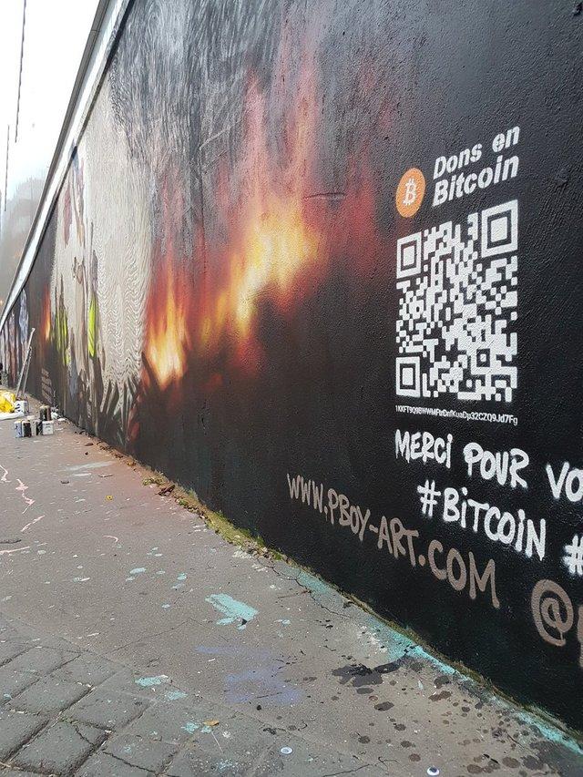 Bitcoin donations and Bitcoin rewards