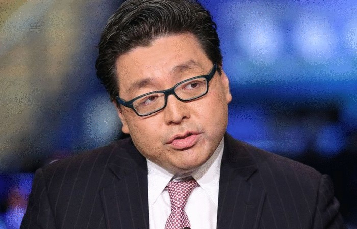 Fundstrat analyst Tom Lee's Bitcoin price predictions (CNBC)