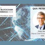 ASX Deputy CEO: Blockchain project a chance for Australia to 'leap forward'