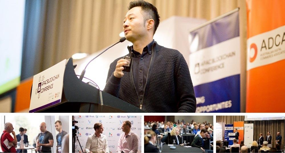 APAC Blockchain 2019 scheduled speakers