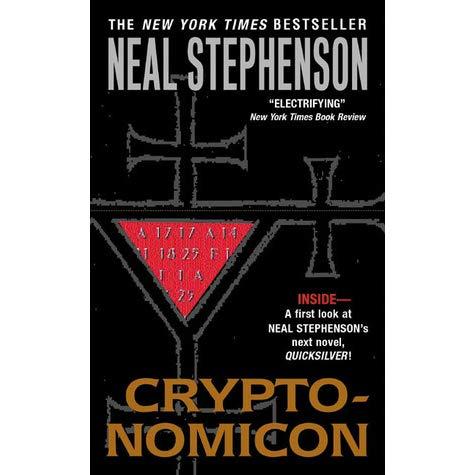 Neal Stephenson Bitcoin