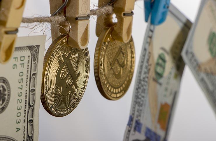 cryptocurrency money laundering