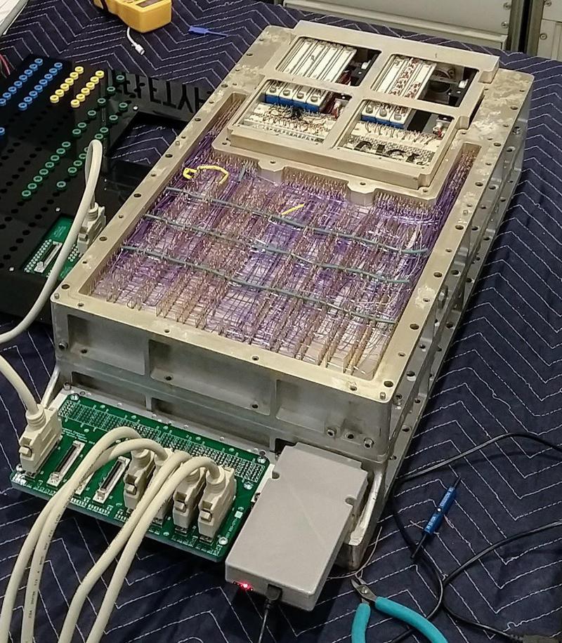 Apollo Guidance Computer mining Bitcoin