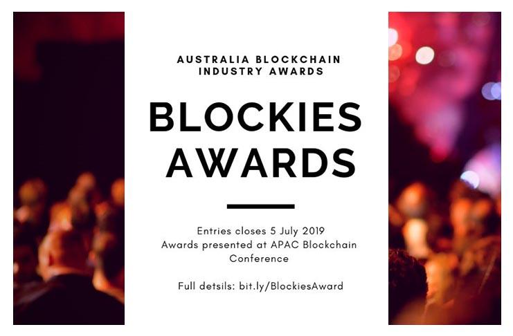 ADCA launches 'Blockies' inaugural blockchain industry awards