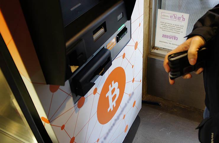 $25 million laundered through Bitcoin ATM