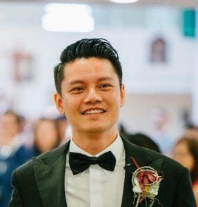 Marcus Lim CEO at Zipmex