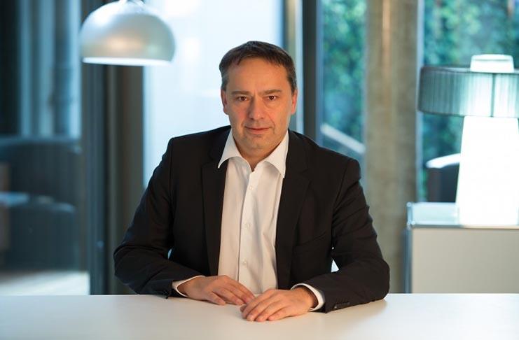 Laurent Collet, partner at Deloitte's advisory arm