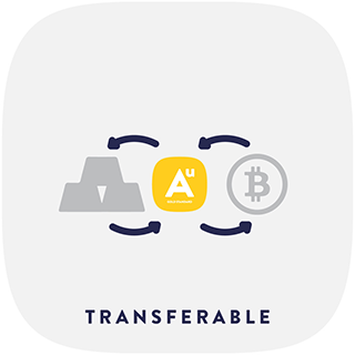 Both tokens are redeemable for gold and silver bullion through Ainslie