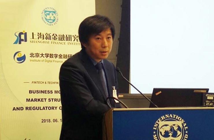 Deputy Director of the PBOC's Payment and Settlement Department, Mu Changchun