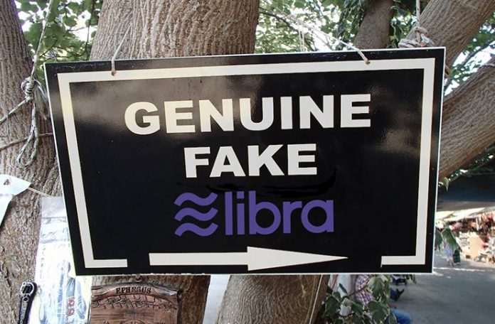 Are fake Libra tokens being peddled to crypto investors?