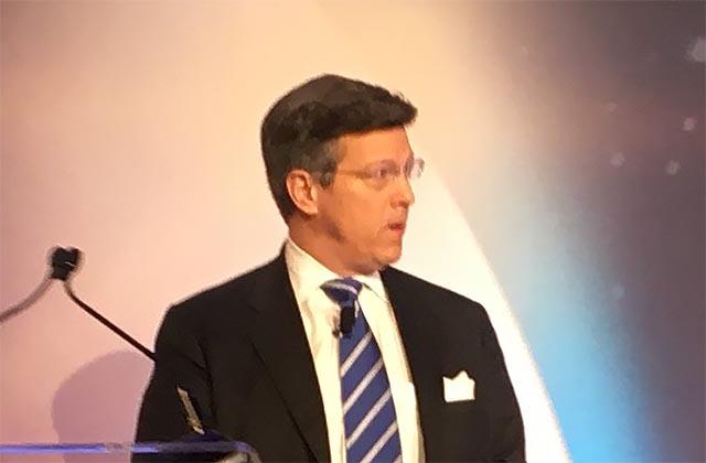 Fmr NASDAQ exec and CEO of Weild & Co, David Weild IV (Twitter)