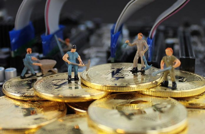 Bitcoin mining revenue jumps by $1 billion in two months