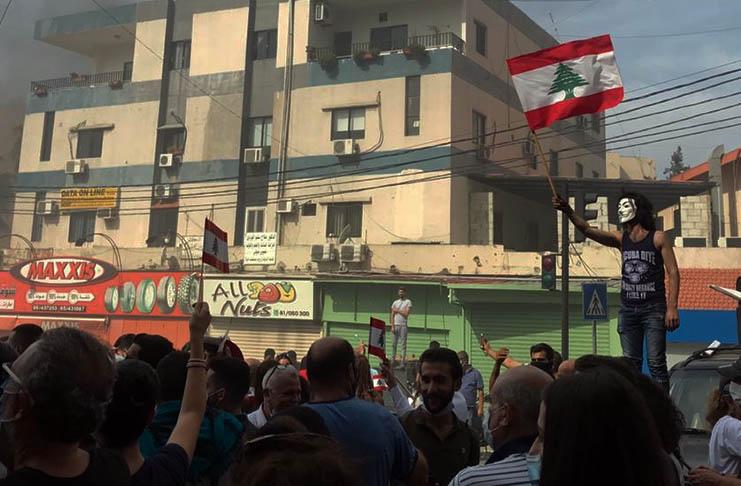 Lebanon facing unprecedented political and financial crisis