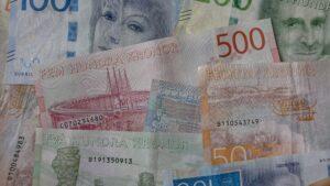 Sweden pilots central bank digital currency e-krona as cash declines