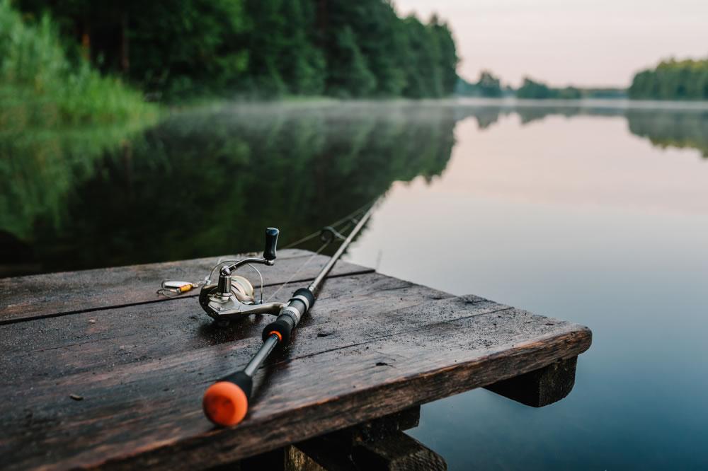 bitcoin loot fishing rod