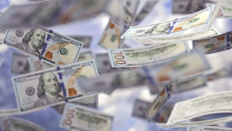 dollars stimulus bitcoin