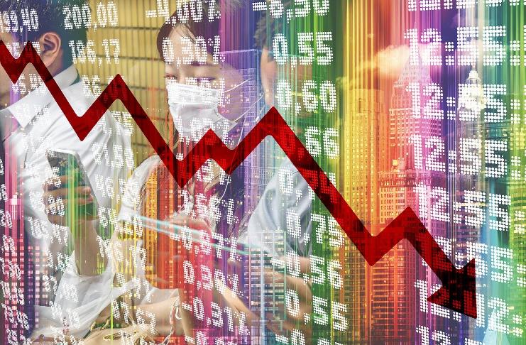 Stock markets plunge as coronavirus cases rise