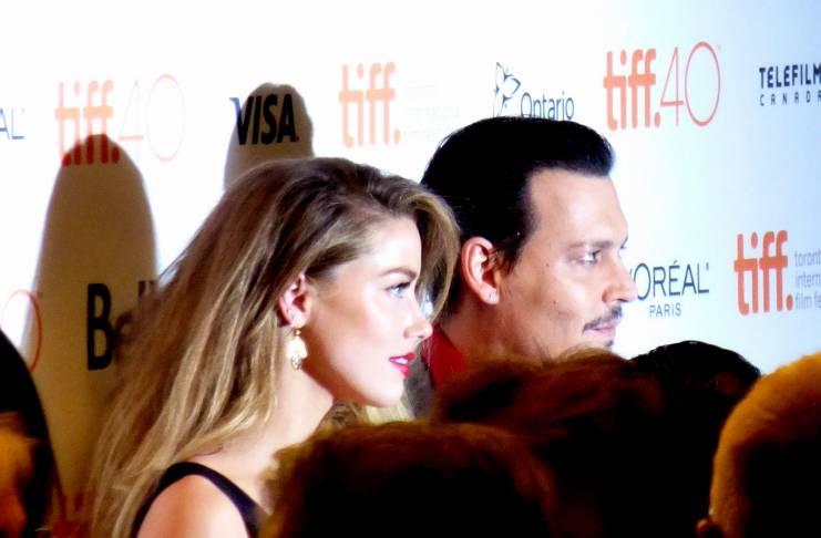 Amber Heard, Johhny Depp's domestic abuse case