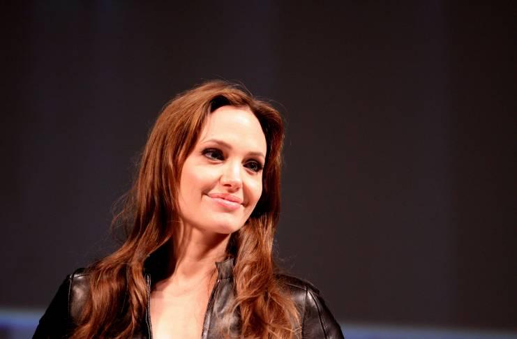 Angelina Jolie's plea