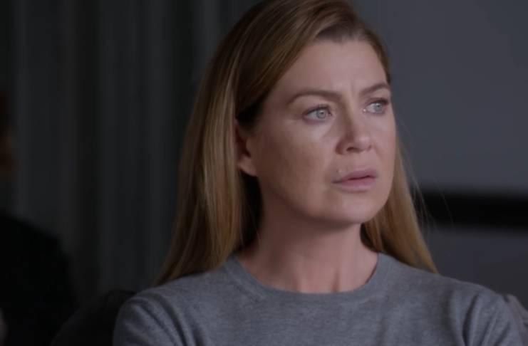 Grey's Anatomy finale