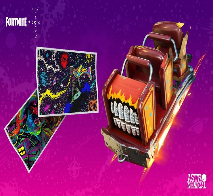 Travis Scott launching Astronomical tour inside 'Fortnite' starting on April 23
