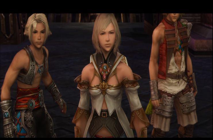 'Final Fantasy XII: The Zodiac Age' Protagonists