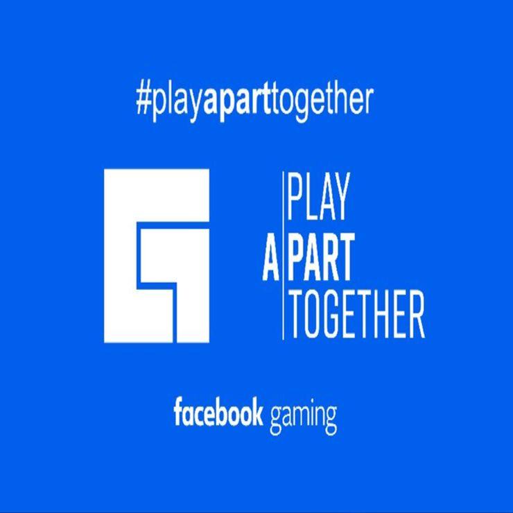 Facebook Gaming app banner