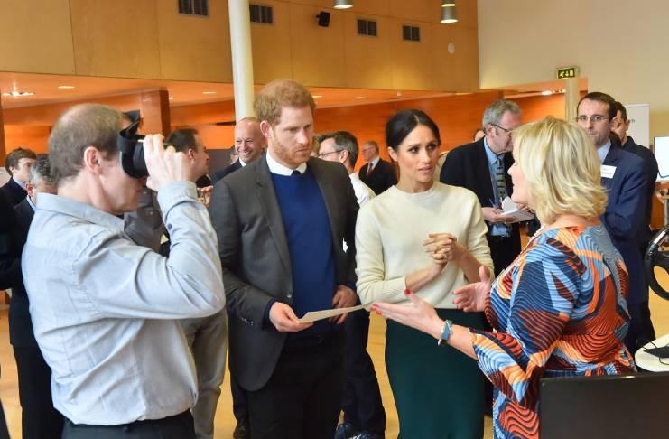 Royal family interview backlash