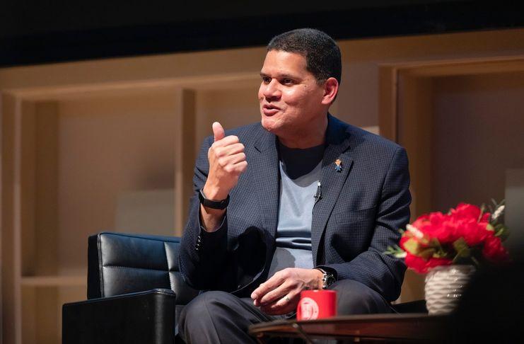 GameStop Board of Director, Reggie Fils-Aime