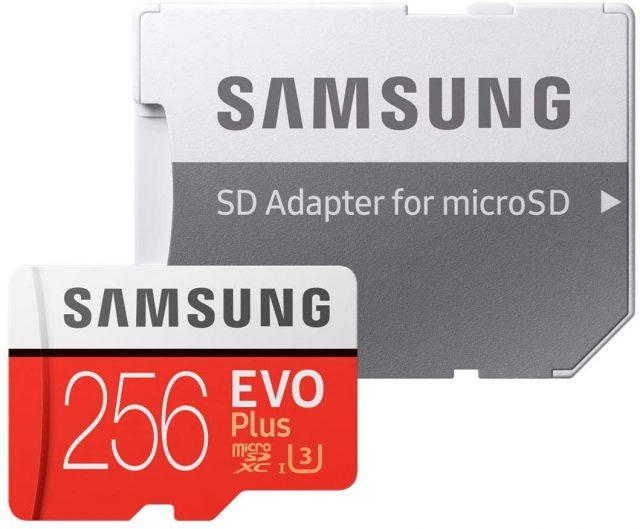 Samsung 256 EVO Plus