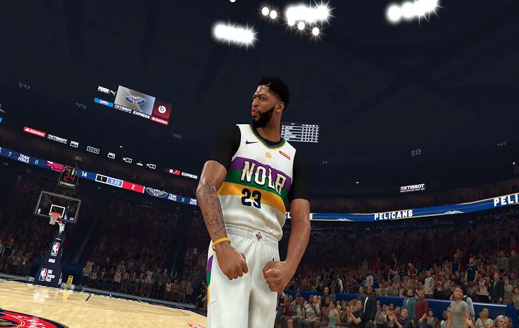 'NBA 2K20' new patch update