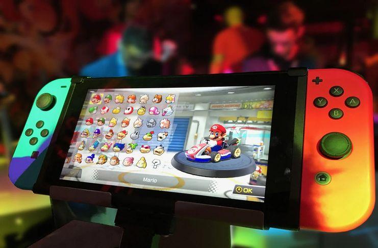 Gaming Spending on Nintento Switch