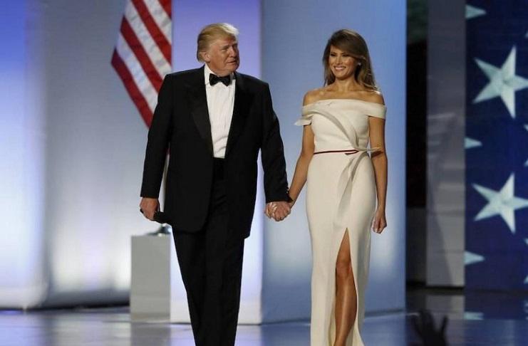 Melania Trump's speech and tone improvements