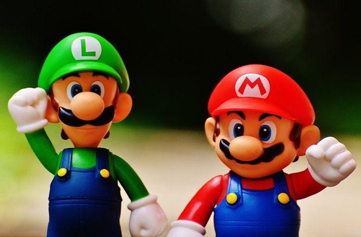 Nintendo's Luigi and Mario