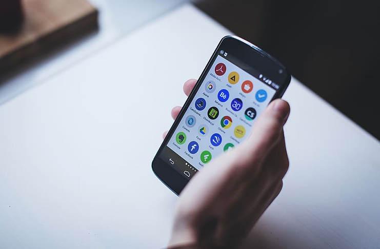 Demand for smartphones going down