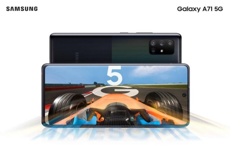 Samsung unveils affordable smartphones