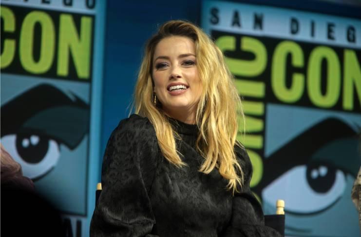 Johnny Depp calls Amber Heard wonderful