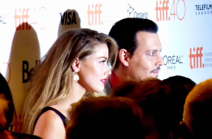 Johnny Depp's libel case