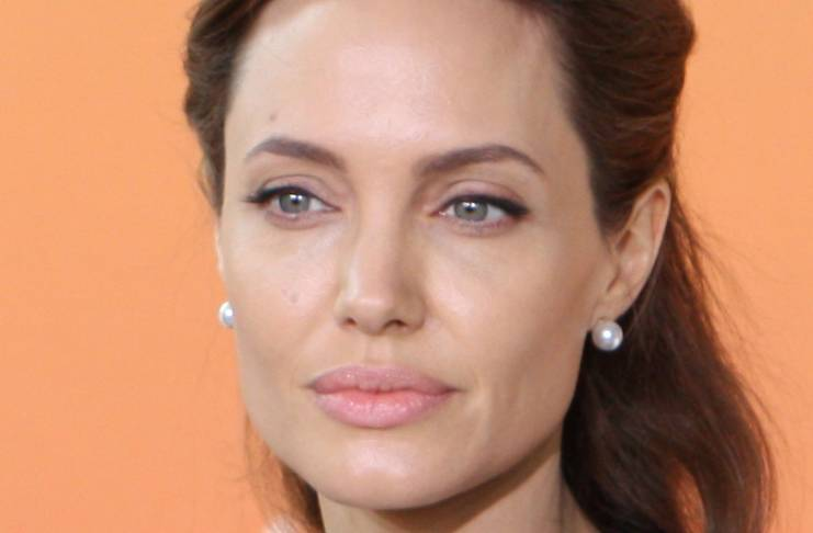 Angelina Jolie on the verge of a collapse?