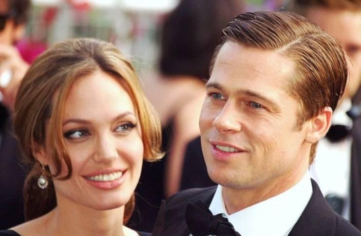Angelina Jolie, Brad Pitt's adoption story