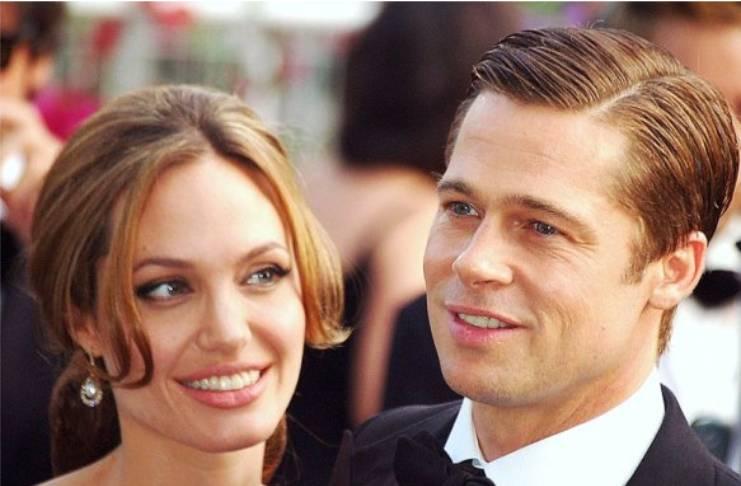 Brad Pitt, Angelina Jolie's relationship more cordial