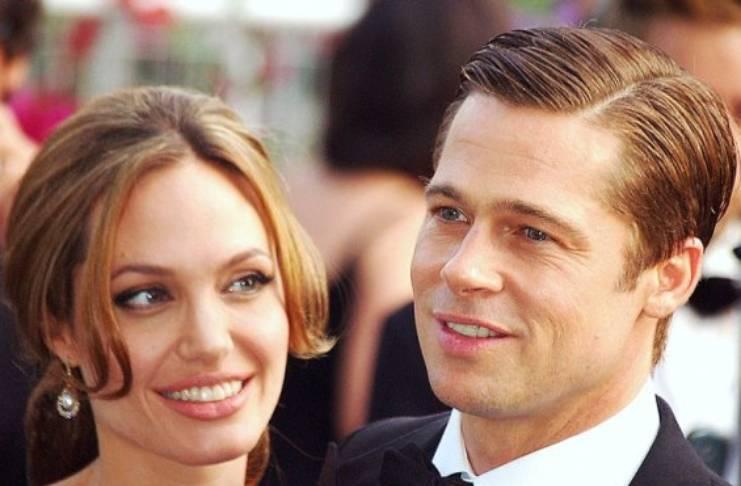 Brad Pitt supports Shiloh