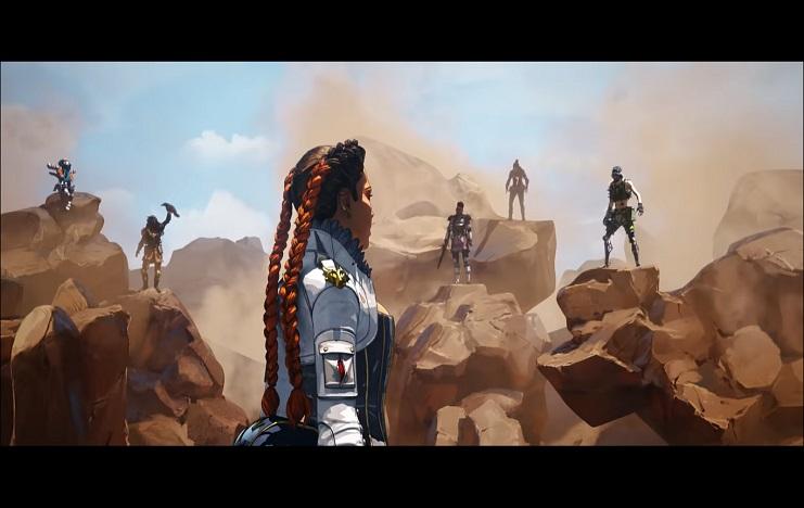 Apex Legends: Loba Season 5 Trailer - YouTube