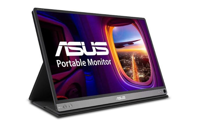 Asus zenscreen go best portable monitors